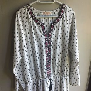 GIBSON LATIMER XL SUMMER DRESS
